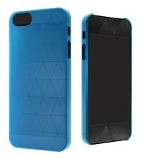 Cygnett Polygon Ultra-Slim Prism Case for iPhone 5 / 5S / SE - Blue Polycarbonat