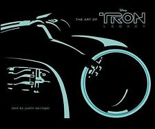 The Art of Tron: Legacy by Justin Springer
