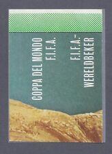 FIGURINA CALCIATORI PANINI MUNCHEN 74 - RECUPERO - N.57 COPPA DEL MONDO