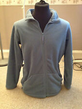 Cotton Traders Fleece Full Zip 2 Pockets Adult Small (H916)