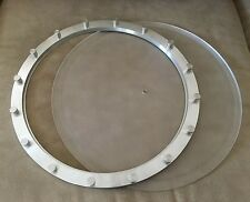 Turntable Outer Ring for VPI Clearaudio Micro Seiki Music Hall Rega Hanss Basis