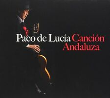 Cancion De Andaluza - Paco De Lucia (2014, CD NIEUW)