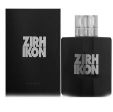 ZIRH IKON 4.2 oz. EDT eau de toilette Men's Spray Cologne Tester  125 ml