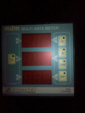 ELECTREX MULTI DATA METER ELECTREX MDM-K / MESURES ELECTRIQUES 3 PHASES