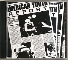 AMERICAN YOUTH REPORT New, Sealed CD PUNK KBD Bad Religion TSOL MIA Descendents