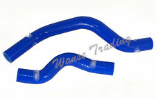 Silicone Radiator Hose Water Tube Blue For 2001-2005 HONDA Civic LX DX EX ES D17