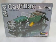 1977 Revell Model Kit 1931 Cadillac Phaeton Car 1/48 Scale #H-1272 USA (Sealed)