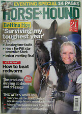 HORSE & HOUND - The Equine Interest Magazine 1 March 2012 - Eventing Special