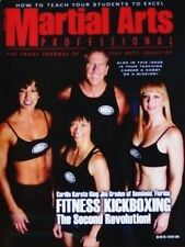 3/05 MARTIAL ARTS PROFESSIONAL MAGAZINE JIM GRADEN BLACK BELT KARATE KUNG FU