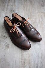 Alden #913 Shortwing Brogue Cap Toe Shoes Sz. 10 B/D MSRP $526 Oxford Balmoral