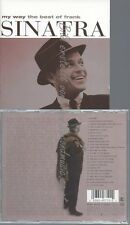CD--FRANK SINATRA--MY WAY - THE BEST OF FRANK SINATRA