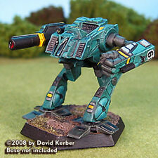 Battle Tech Miniatures Shadowcat Mech by Iron Metals IWM 20-991