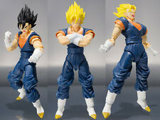 DBZ S.H.Figuarts SHF Dragon Ball Z Super Saiyan Vegetto Action Figur 15cm NoBox