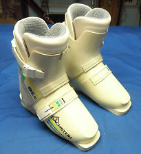 Dachstein DC-35 Cream Color Ski Boots T. Riedl US size 7.5 Very Good Condition