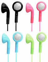 XS10 | Stereo In-Ear Headphones Earphones for MP3 iPhone iPod Samsung Music Bass