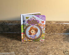 Disney Sofia The First Little LOOK AND FIND Board Book  NEW