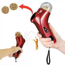 Handheld Dog Cat Treat Launcher Pet Interactive Food Snack Giving Training Toys