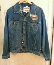 American Toons Betty Boop Biker Betty Denim Jacket Small Jean Jacket Motorcycle