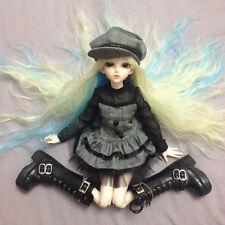 9-10inch 1/3 BJD 70cm Uncle BJD Wig Dollfie DREAM Mix colors Hair MID DOD AOD DZ