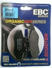 Piaggio X10 500 (2012 to 2015) EBC Kevlar REAR Brake Pads (SFA418) (1 Set)