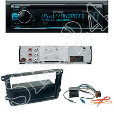 Kenwood KDC300UV CD/USB Radio + VW Amarok Golf V VI Plus Blende + ISO Adapter