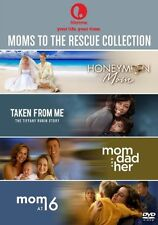 LIFETIME MOMS TO THE RESCUE COLLECTION 4 FILMS New Sealed 2 DVD Set