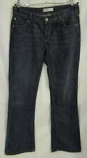 Levi Strauss & Co Jeans 572 Size 32 x 31 Inside Leg Boot Cut Blue Red Tab