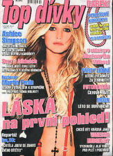 ASHLEE SIMPSON sexy Foreign Magazine TOP DIVKY