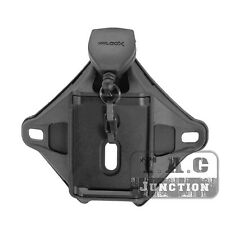 Tactical L4 Series Hybrid Shroud w/Lanyard for WILCOX NVG Mounts MICH ACH Helmet