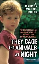 They Cage the Animals at Night by Jennings Michael Burch (1985, Paperback)