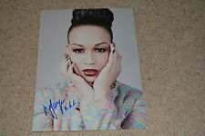 REBECCA FERGUSON sexy signed Autogramm  In Person 20x28 cm X FACTOR