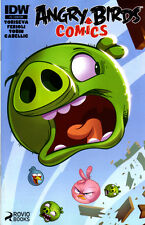 ANGRY BIRDS #5 Subscription VARIANT COVER