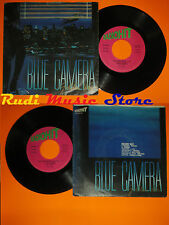 LP 45 7'' BLUE CAMERA Gold war 1985 italy RADIO HIT LM 0100 cd mc dvd