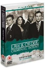 Law and Order - Criminal Intent: Season 5 [DVD]