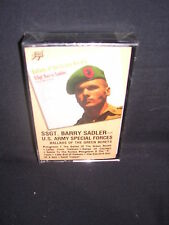 Ballad of the Green Berets SSGT Barry Sadler - Cassette New