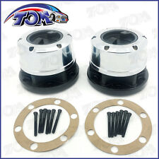 BRAND NEW SET OF LOCKING HUBS FOR NISSAN PATHFINDER FRONTIER
