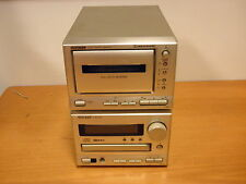 ONKYO CR-185II + ONKYO K-185II Amplifer, CD, Tuner, Cassette. Leer Descripcion.