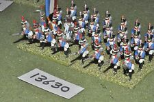 25mm napoleonic french infantry 32 figures (13630)