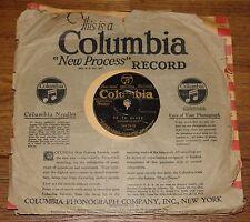 BARBECUE BOB ~ YO YO  BLUES b/w TROUBLE DONE ~ USA COLUMBIA 78 RPM G+/G+ GRADE