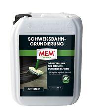 MEM Schweissbahn-Grundierung  lösemittelfrei 5 L