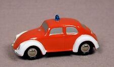 Schuco Piccolo Volkswagen Beetle Feuerwehr No Package