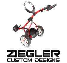 NEW 2016 Motocaddy ZIEGLER S1 Pearl Red with Lithium