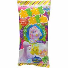 Kracie Nerunerunerune DIY KIT Make candy set GRAPE flavored CHEWY candy Japan