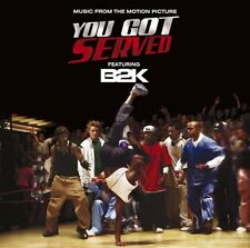 OST-MUSIC FROM THE MOTION PICTURE YOU GOT SERVED FEATURING B2K-JAPAN CD F30