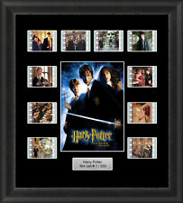 HARRY POTTER AND THE CHAMBER OF SECRETS MOUNTED FRAMED 35MM FILM CELLS