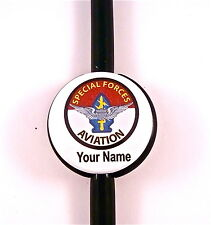 ID STETHOSCOPE NAME TAG SPECIAL FORCES AVIATION,MEDICAL RN,NURSE,DR.TECH,NAVY,