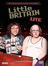Little Britain - Live (DVD, 2007) (dv133)