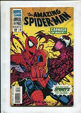The Amazing Spider-Man #28 ~ Carnage Is Back! ~ (Grade 9.2)WH