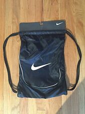 Nike Drawstring Bag Black Brand New