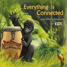 Everything Is Connected (and Other Animal Songs for Kids) by Birdsong & the...